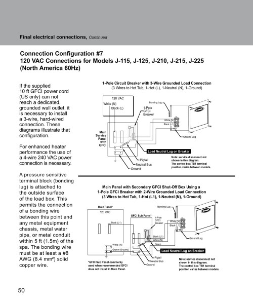 small resolution of pre delivery delivery installation tips for your hot tub pages 51 56 text version fliphtml5