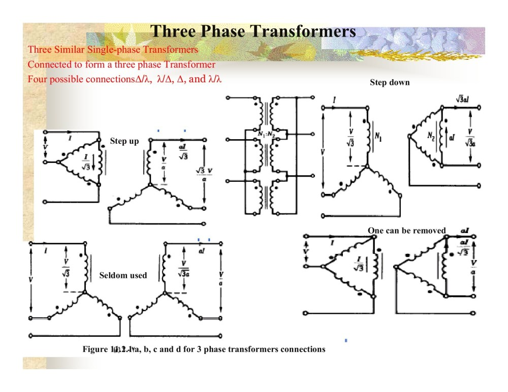 medium resolution of lesson 11 three phase transformers kfupm open courseware pages 1 35 text version fliphtml5