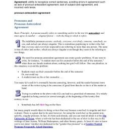 pronoun antecedent agreement for 2021 [ 1800 x 1391 Pixel ]