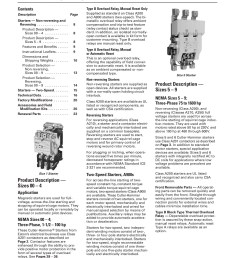8 a200 nema contactors and starters a200 pages 1 3 text version fliphtml5 [ 1391 x 1800 Pixel ]