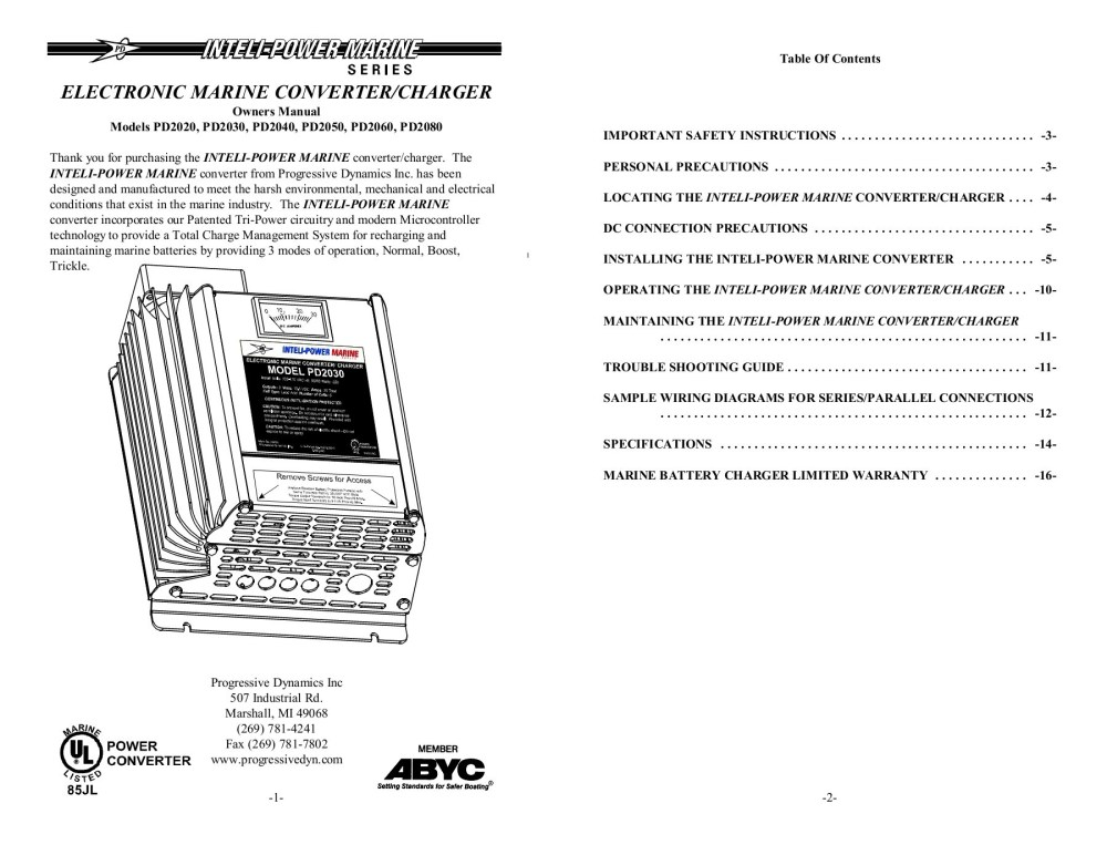 medium resolution of electronic marine converter charger pages 1 8 text version fliphtml5
