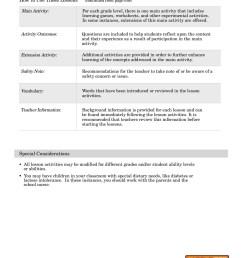 Second Grade Nutrition Lesson Plan - Labels for Education Pages 1 - 8 -  Flip PDF Download   FlipHTML5 [ 1800 x 1391 Pixel ]