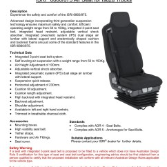 Chair Safety In Design Nsw Pool Chaise Lounge Chairs Target Isri 6860 875 Air Seat For Isuzu Trucks Pages 1 Text Version Fliphtml5