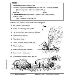 Sentences and Sentence Fragments - Macmillan/McGraw-Hill Pages 1 - 50 -  Flip PDF Download   FlipHTML5 [ 1800 x 1391 Pixel ]