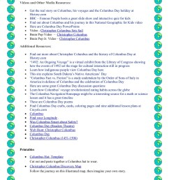 Columbus Day Elementary Resources Pages 1 - 3 - Flip PDF Download    FlipHTML5 [ 1800 x 1391 Pixel ]