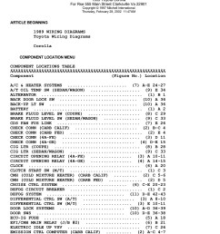 wiring diagrams article text 1989 toyota corolla for rse pages 1 14 text version fliphtml5 [ 1391 x 1800 Pixel ]