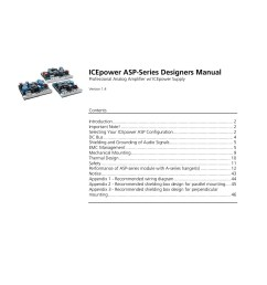 icepower asp series designers manual soundhouse pages 1 46 text version fliphtml5 [ 1272 x 1800 Pixel ]