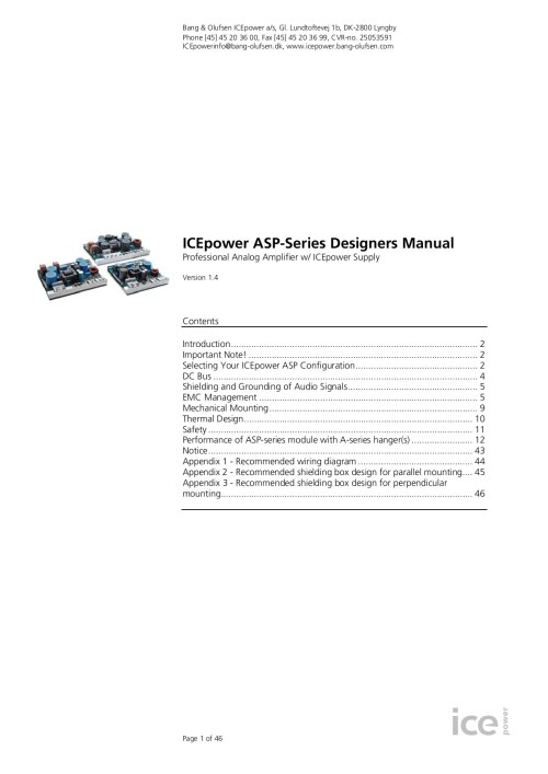small resolution of icepower asp series designers manual soundhouse pages 1 46 text version fliphtml5