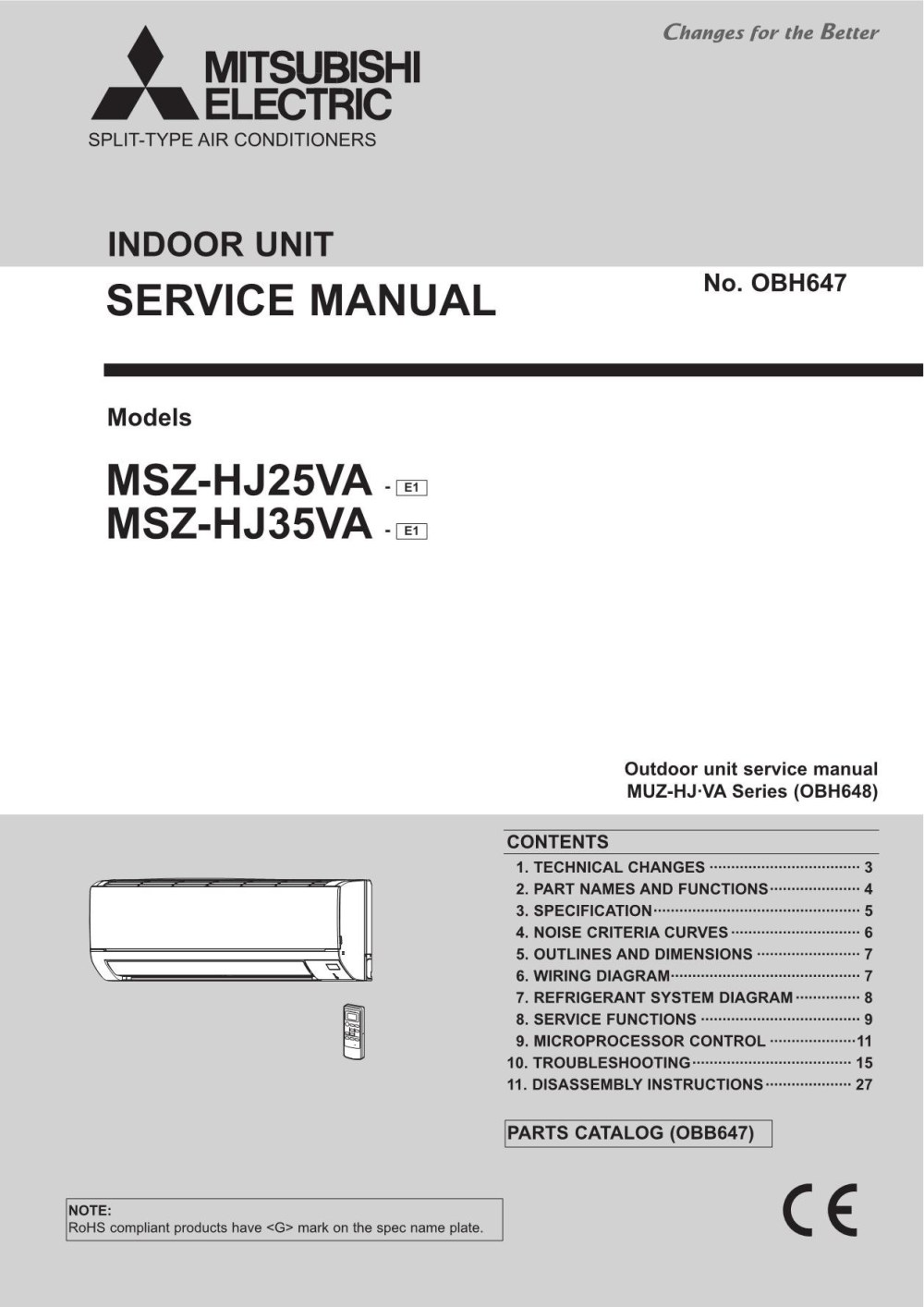 medium resolution of ac mitsubishi obh647 pages 1 32 text version fliphtml5ac mitsubishi obh647