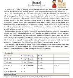 hangul-sixth-grade-reading-comprehension-worksheet Pages 1 - 5 - Flip PDF  Download   FlipHTML5 [ 1800 x 1391 Pixel ]