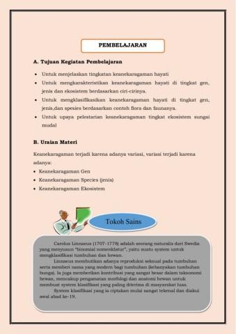 Contoh Keanekaragaman Jenis : contoh, keanekaragaman, jenis, MMModul, Pages, Download, FlipHTML5