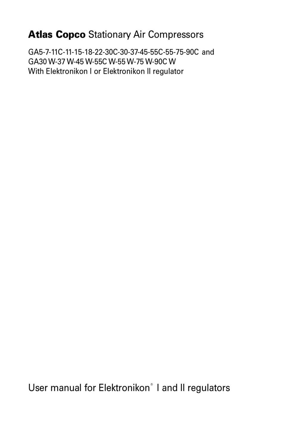 medium resolution of atlas copco ga 75 air compressor electrical diagram fliphtml5rh fliphtml5 com design