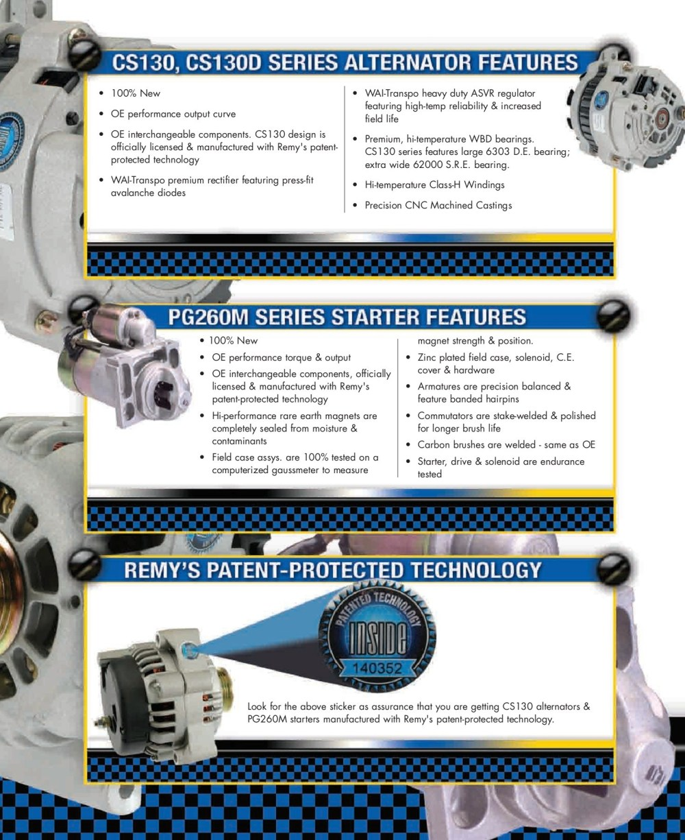 medium resolution of alternators starters generators motors domestic import pages 1 50 text version fliphtml5