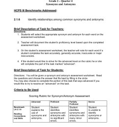 2/16/07 Language Arts Instructional Map Grade 2 ... Pages 1 - 5 - Flip PDF  Download   FlipHTML5 [ 1800 x 1391 Pixel ]