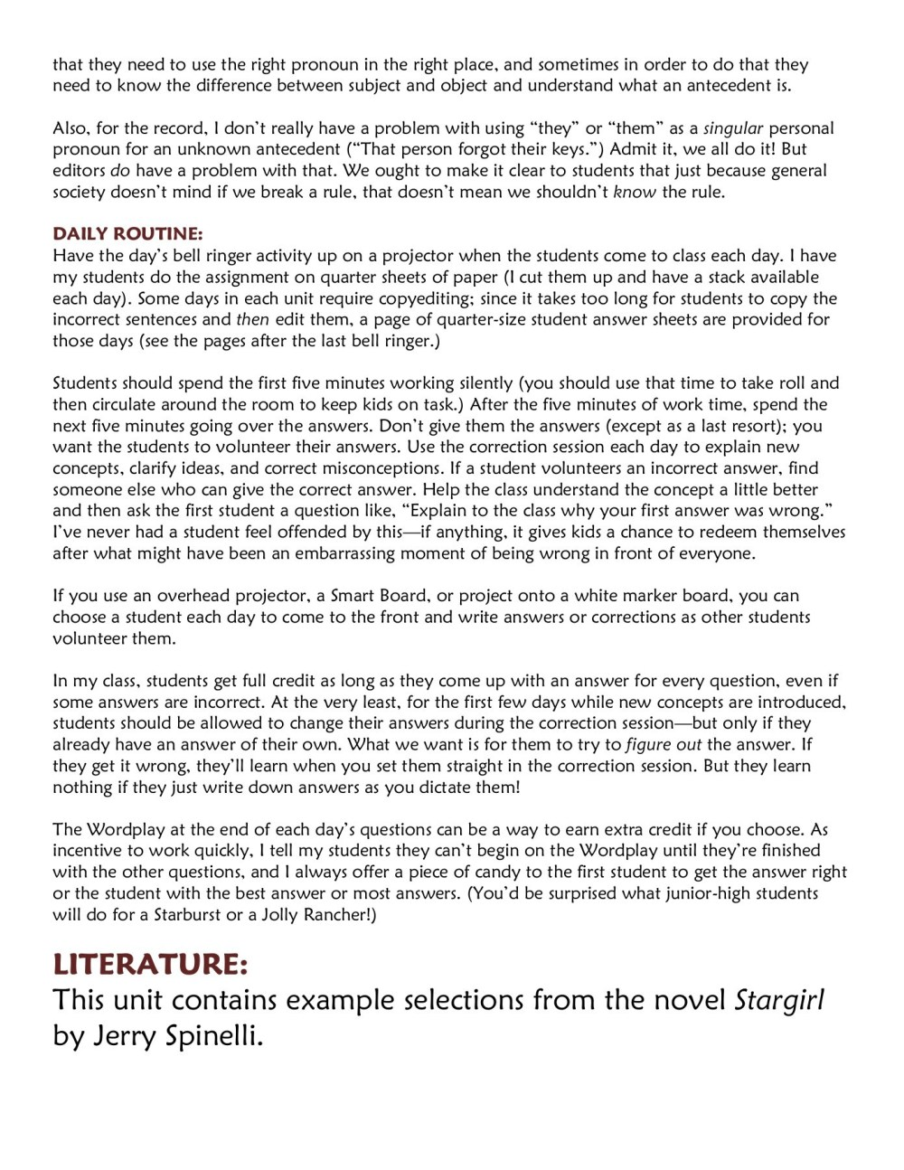 medium resolution of Ten Minute Grammar - myCCSD Pages 1 - 16 - Flip PDF Download   FlipHTML5