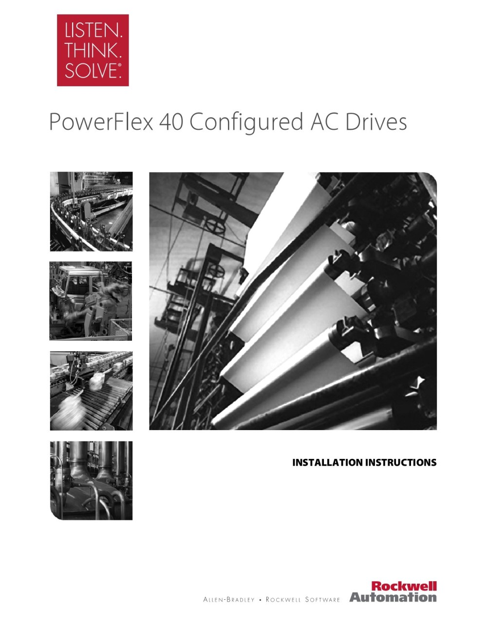 medium resolution of powerflex 40 configured ac drives efes otomasyon pages 1 50 text version fliphtml5
