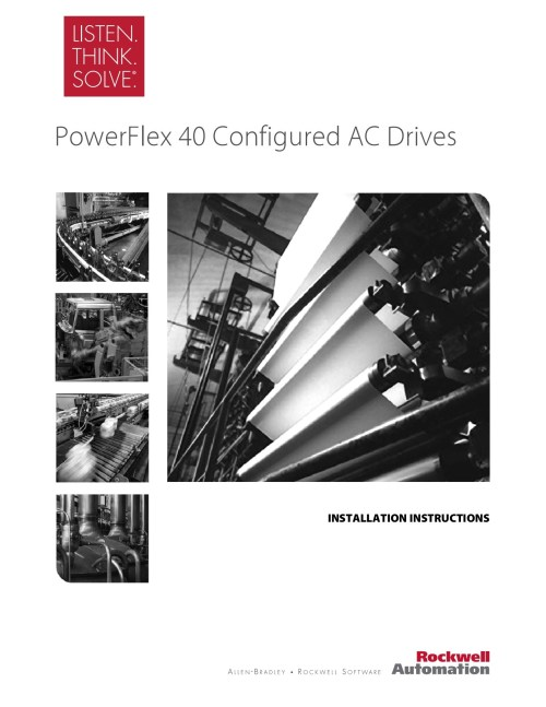 small resolution of powerflex 40 configured ac drives efes otomasyon pages 1 50 text version fliphtml5