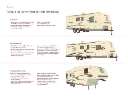 small resolution of 2005 fleetwood prowler brochure 1 rvusa com pages 1 20 text version fliphtml5