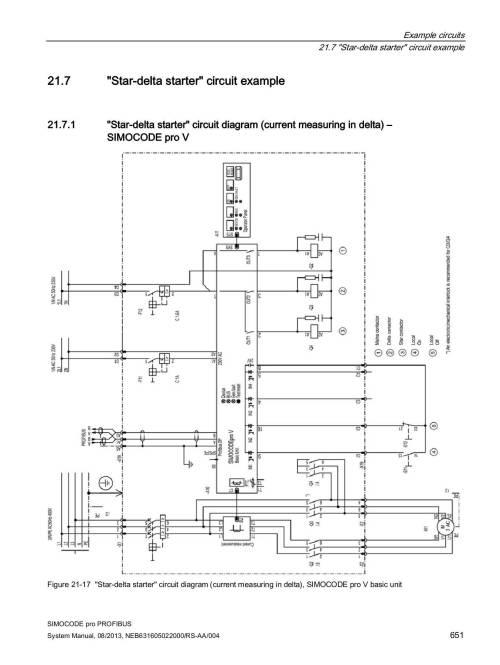 small resolution of simocode pro v circuit diagram wiring diagram mega simocode pro v wiring diagram simocode pro v circuit diagram