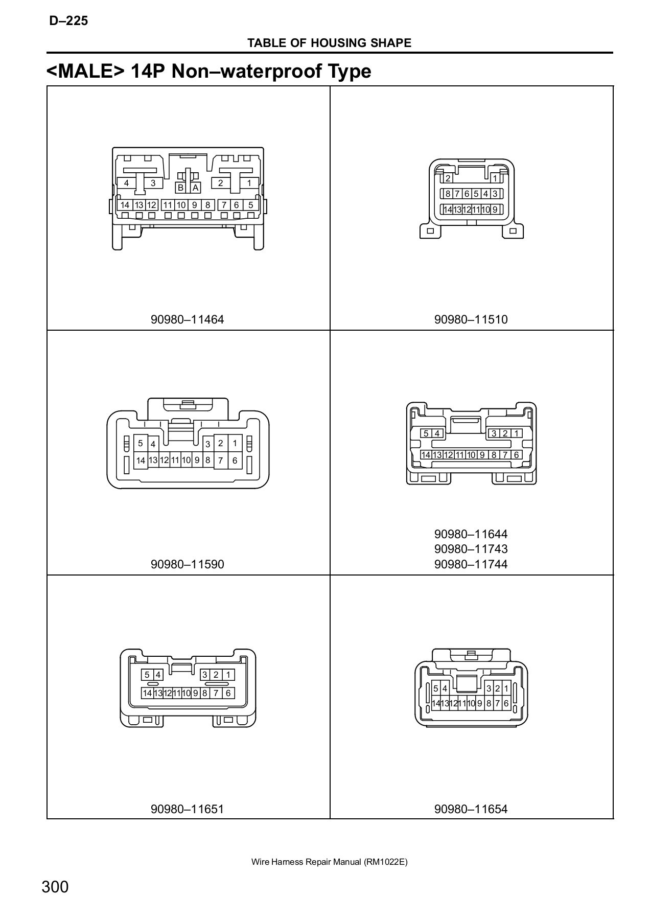 toyota wiring repair manual pdfdrive com pages 301 350 text version fliphtml5 [ 1272 x 1800 Pixel ]