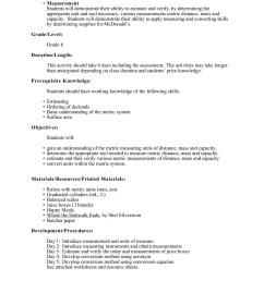 Title: Metric Meals Pages 1 - 35 - Flip PDF Download   FlipHTML5 [ 1800 x 1391 Pixel ]