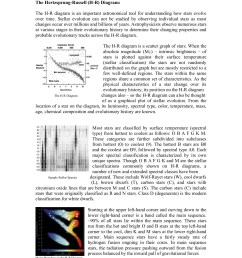 plotting variable stars on the h r diagram activity pages 1 7 text version fliphtml5 [ 1391 x 1800 Pixel ]