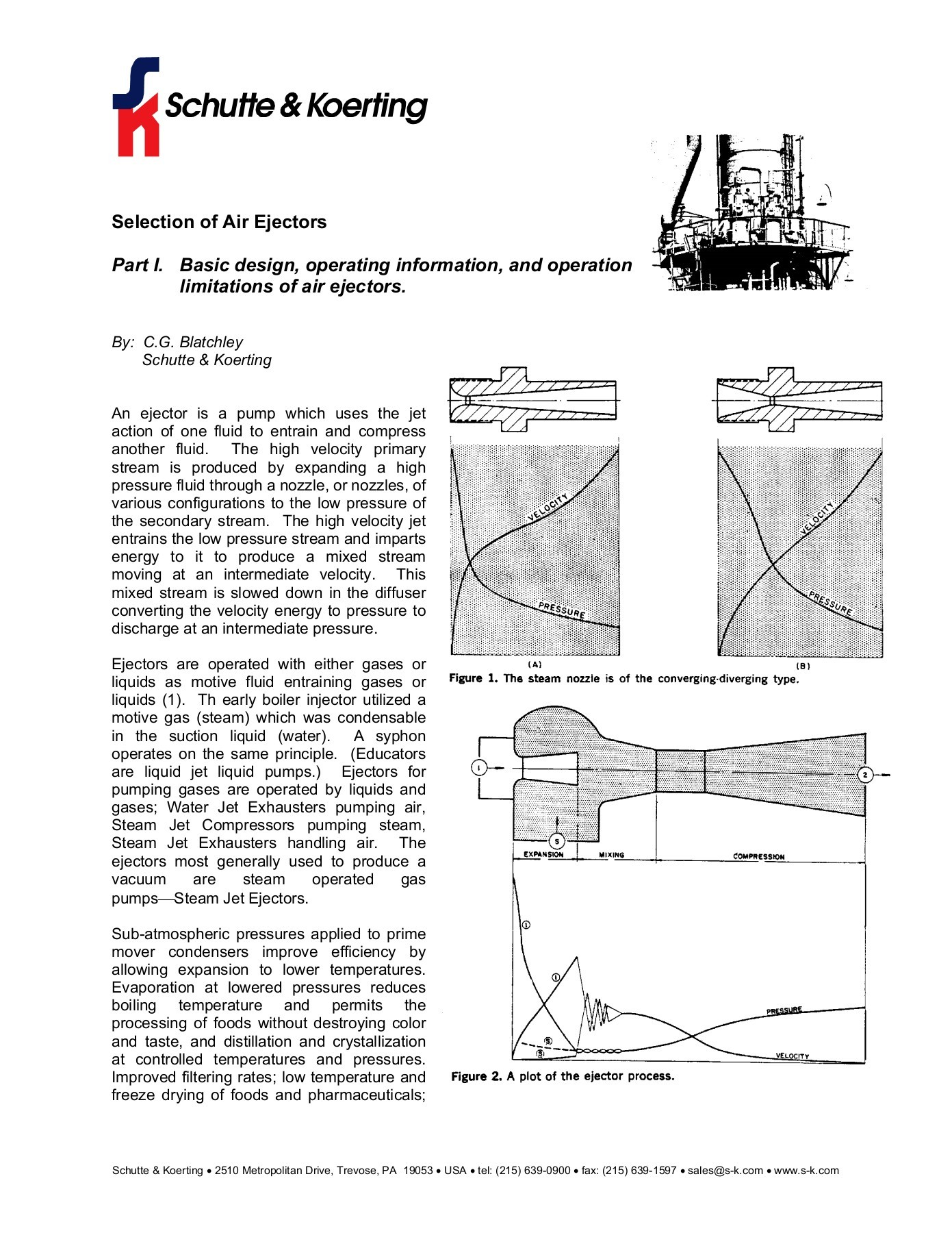 hight resolution of selection of air ejectors schutte amp koerting pages 1 9 text version