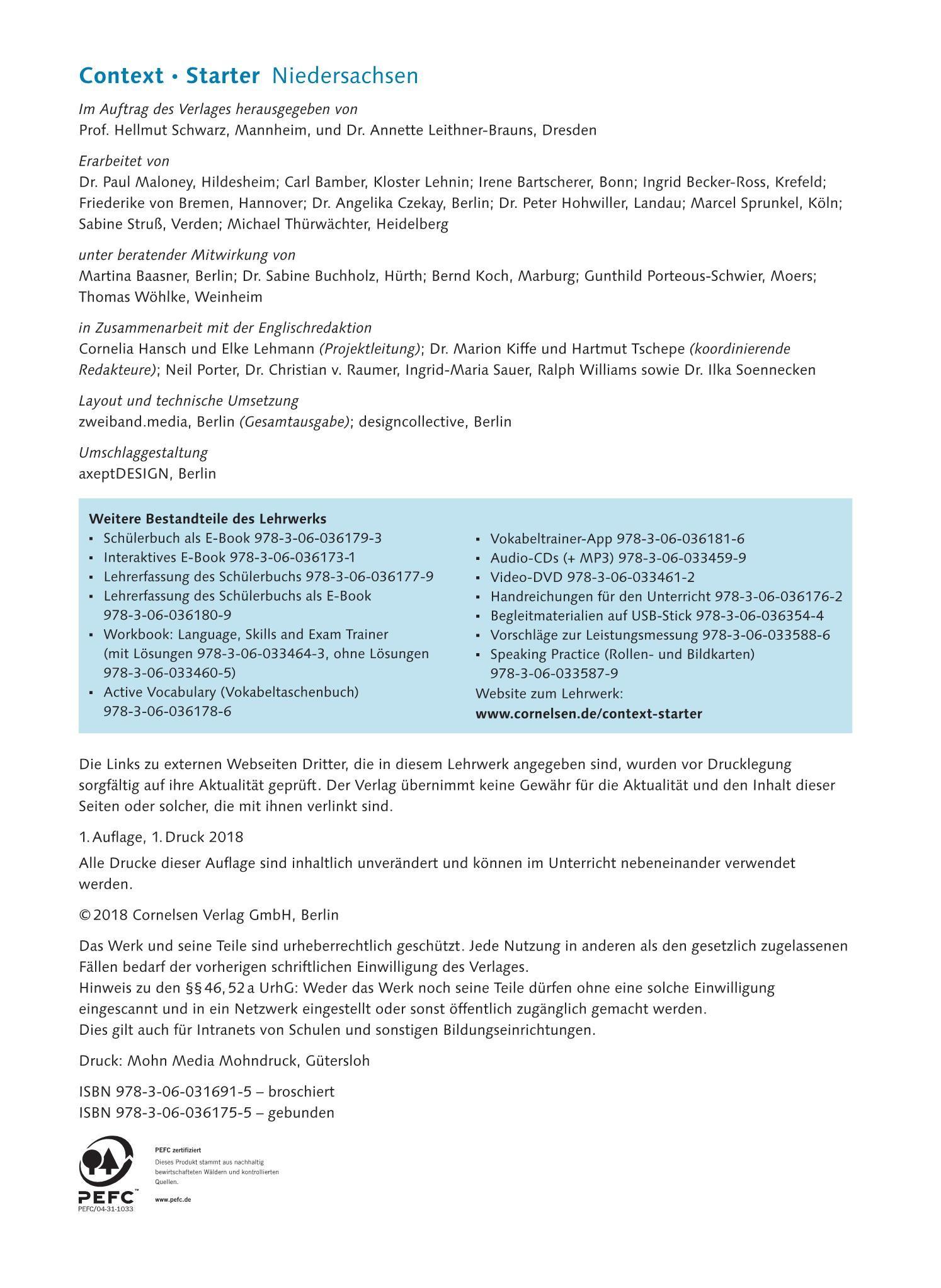 Workbook Englisch Klasse 6 Losungen Cornelsen