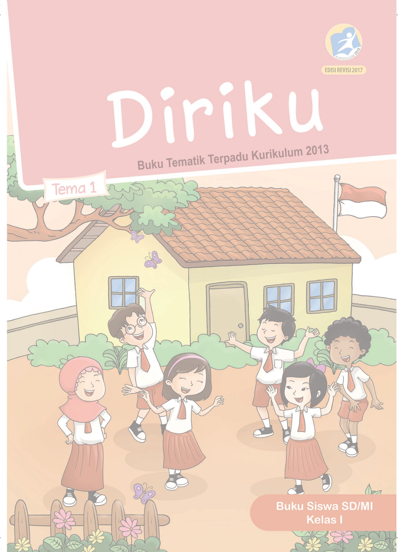 Download Buku Tema 1 Kelas 1 Sd : download, kelas, Siswa, Kelas, Revisi, Datadikdasmen.com, Pages, Download, FlipHTML5