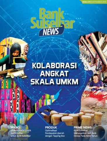 Logo Bank Sulselbar : sulselbar, Majalah