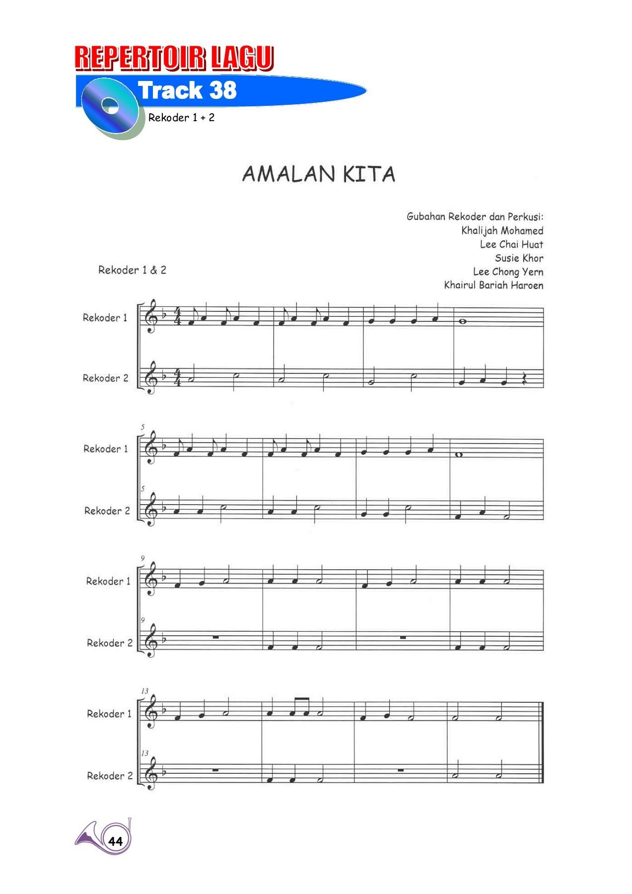 Download Lagu Edelweiss : download, edelweiss, Panduan, Muzik, Tahun, Pages, Download, FlipHTML5