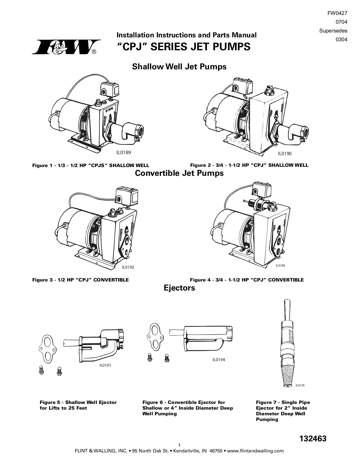 "Installation instructions and parts manual ""cpj"" series pages 1 10 text version fliphtml5"