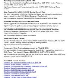 kioti workshop manual pages 1 3 text version fliphtml5 kioti ck25 wiring diagram  [ 1273 x 1800 Pixel ]