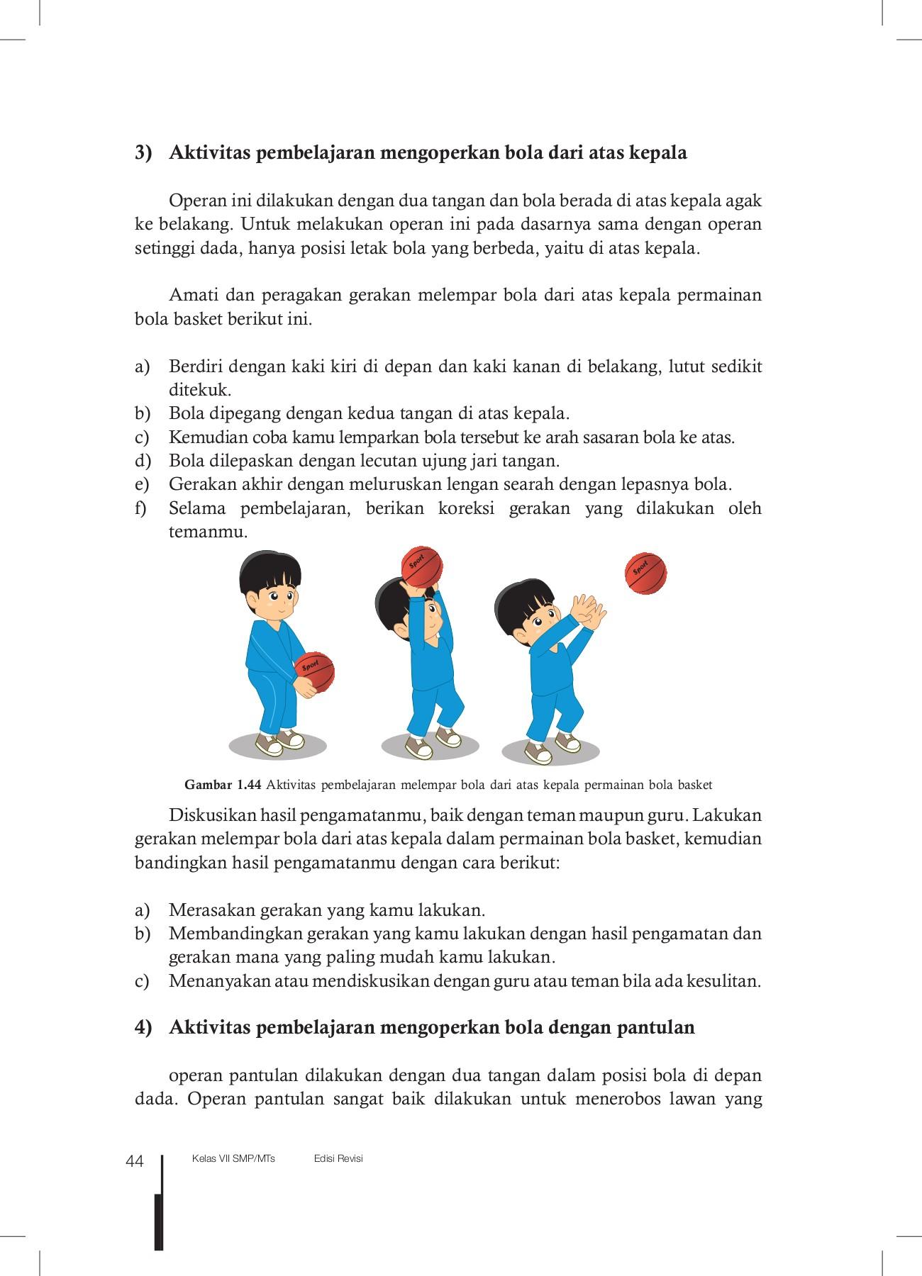 Lemparan Atau Operan Bola Setinggi Dada Dalam Permainan Bola Basket Disebut : lemparan, operan, setinggi, dalam, permainan, basket, disebut, Kelas7_pjok_buku_siswa_smp_mts_kelas_vii_2012(unduhbuku.com), Pages, Download, FlipHTML5