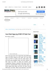 Cara Flashing Advan S35d : flashing, advan, Flash, R1001, Pages, Download, FlipHTML5