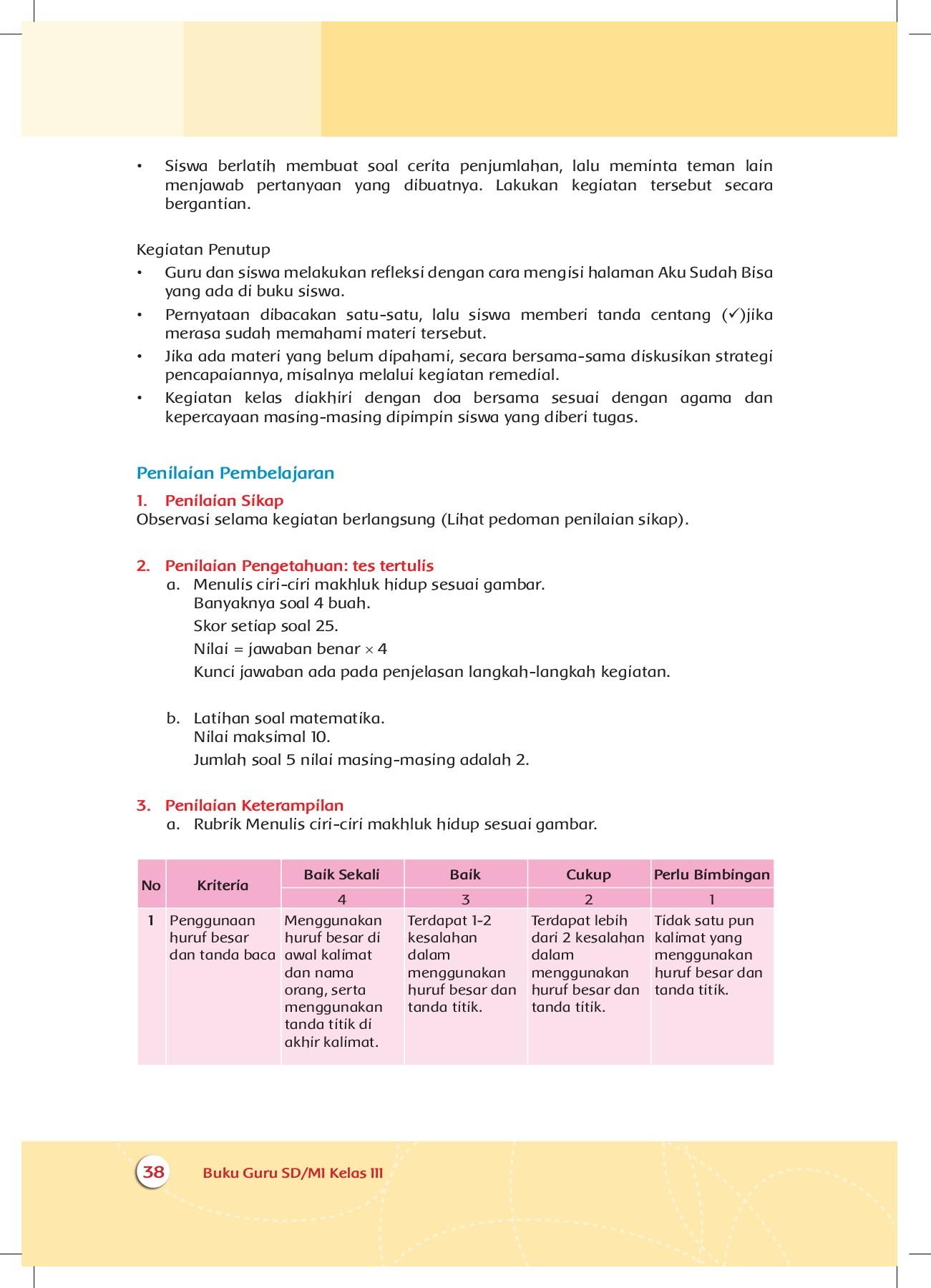 Permainan Kijang Dan Rusa Menggunakan Gerak : permainan, kijang, menggunakan, gerak, Kelas, Revisi, Ayomadrasah, Pages, Download, FlipHTML5