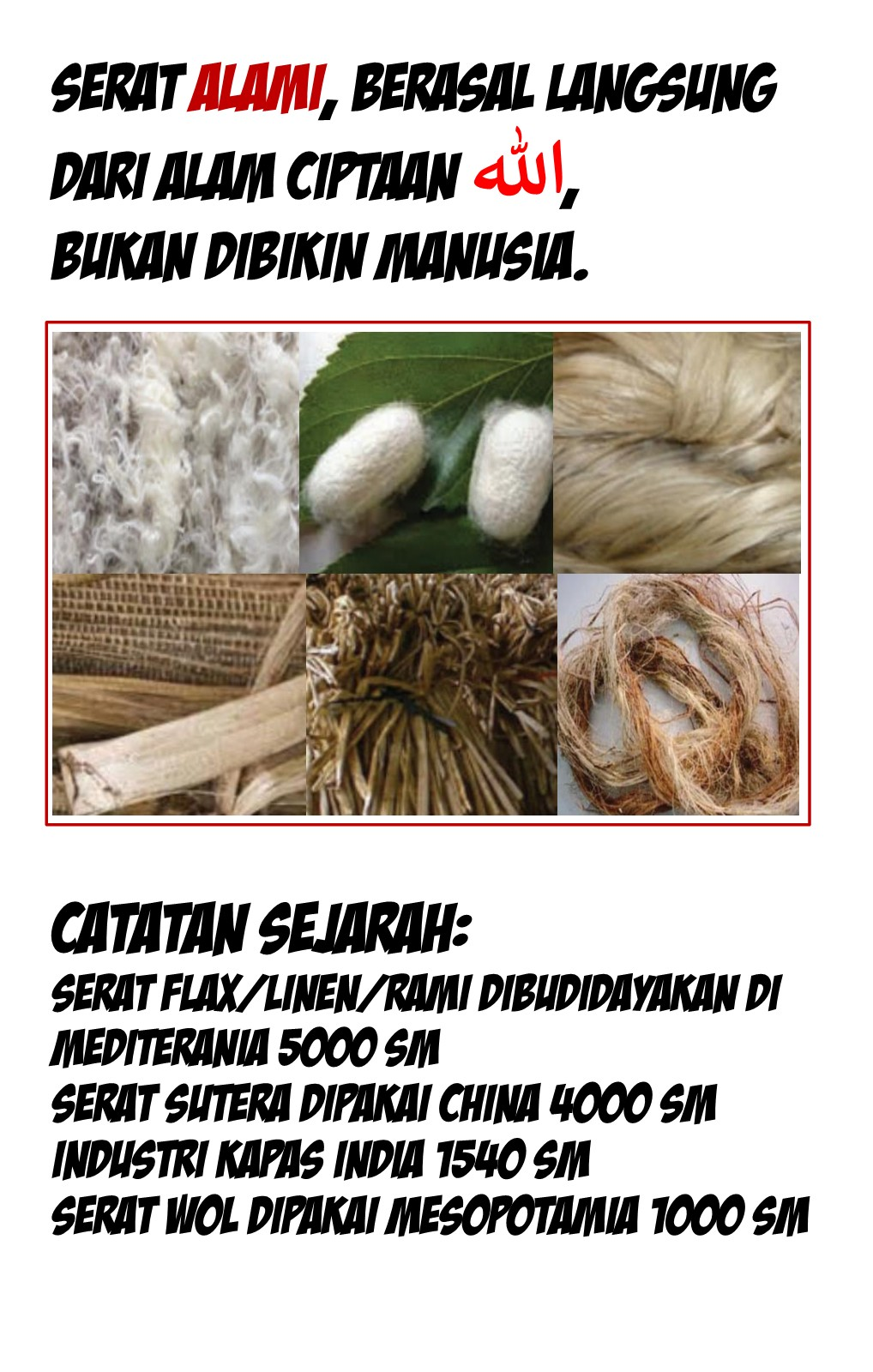 Gambar Serat Alami : gambar, serat, alami, Prakarya, Kls7#01, KERAJINAN, SERAT, TEKSTIL, Pages, Download, FlipHTML5