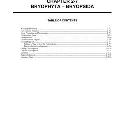 at www bryoecol mtu edu chapter 2 7 bryophyta bryopsida pages 1 24 text version fliphtml5 [ 1391 x 1800 Pixel ]