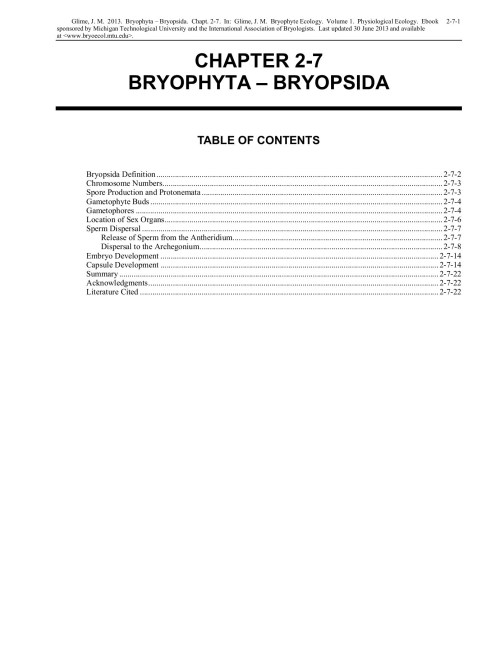 small resolution of at www bryoecol mtu edu chapter 2 7 bryophyta bryopsida pages 1 24 text version fliphtml5