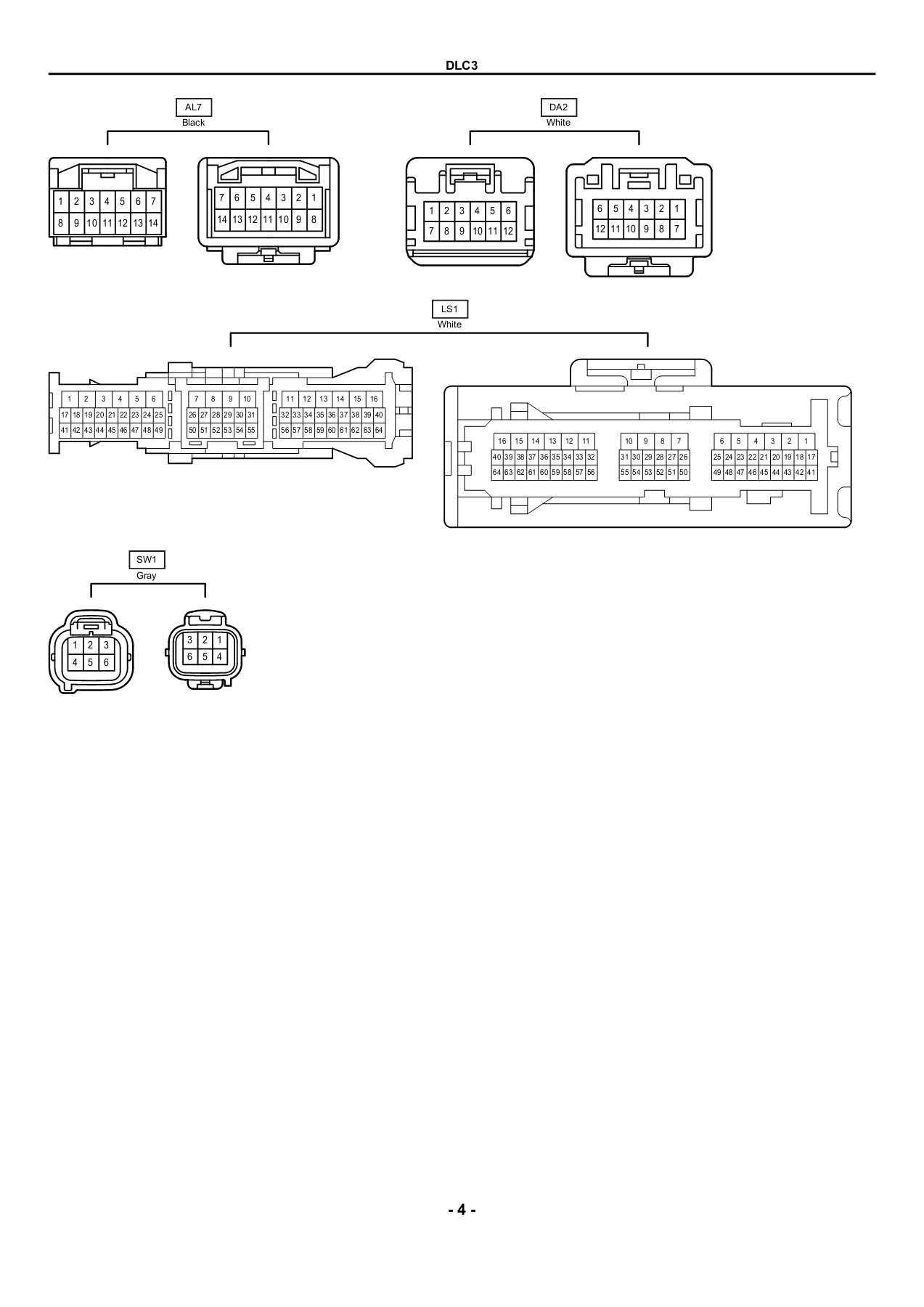 medium resolution of toyota prius 2010 electrical wiring diagrams pages 151 200 text version fliphtml5