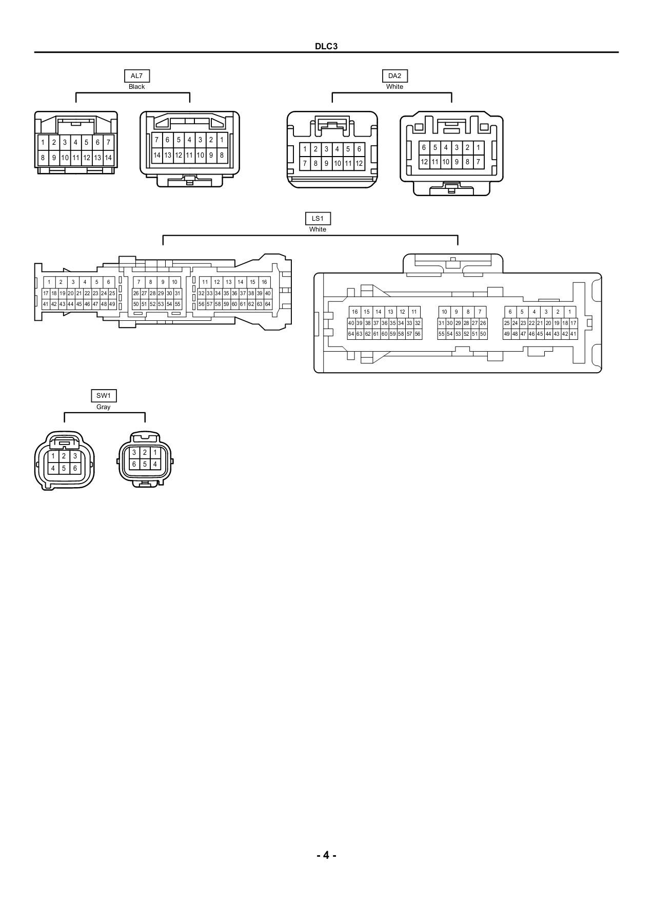 medium resolution of toyota prius 2010 electrical wiring diagrams pages 151 200 text toyota prius 2010 electrical wiring diagrams