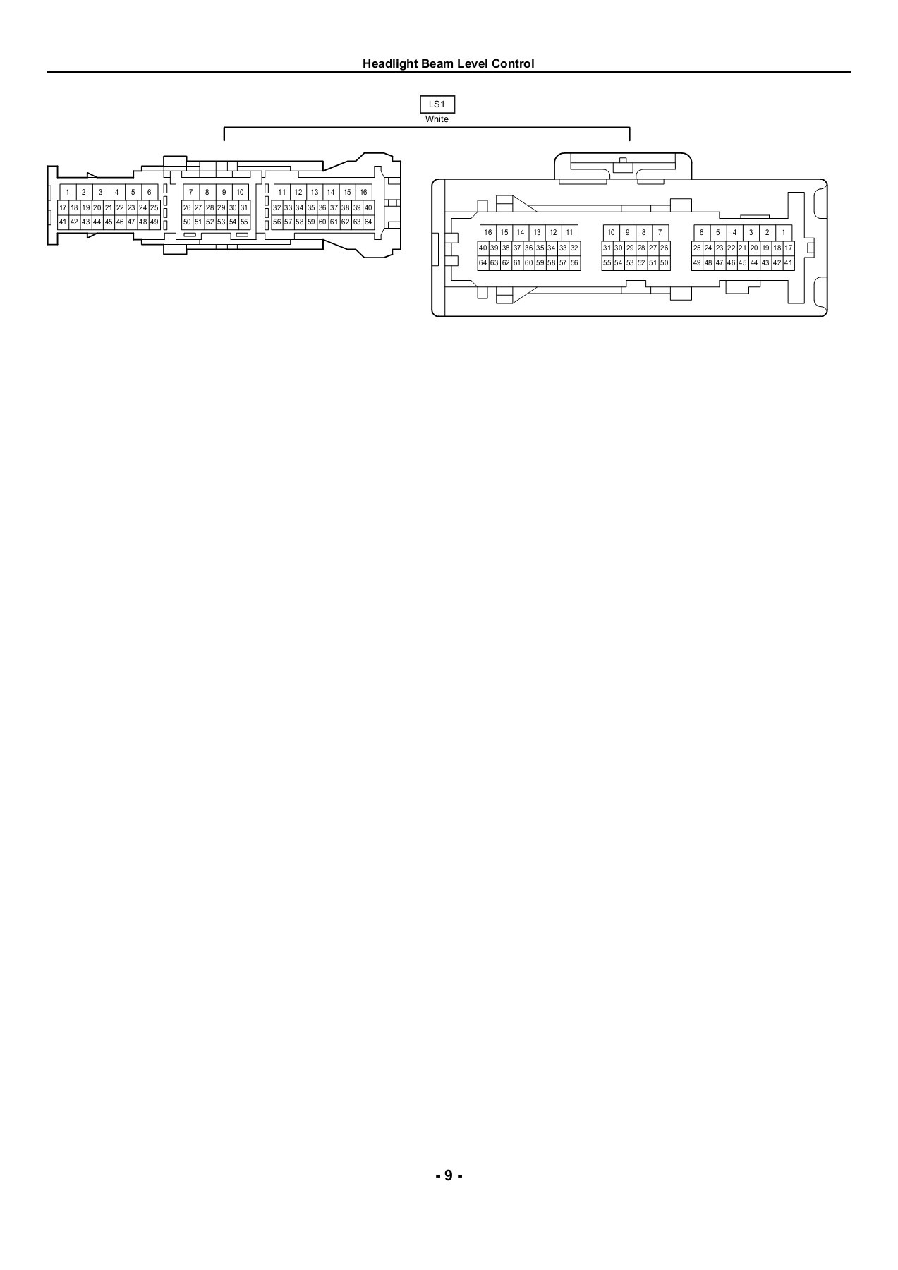 medium resolution of toyota prius 2010 electrical wiring diagrams pages 201 250 text version fliphtml5