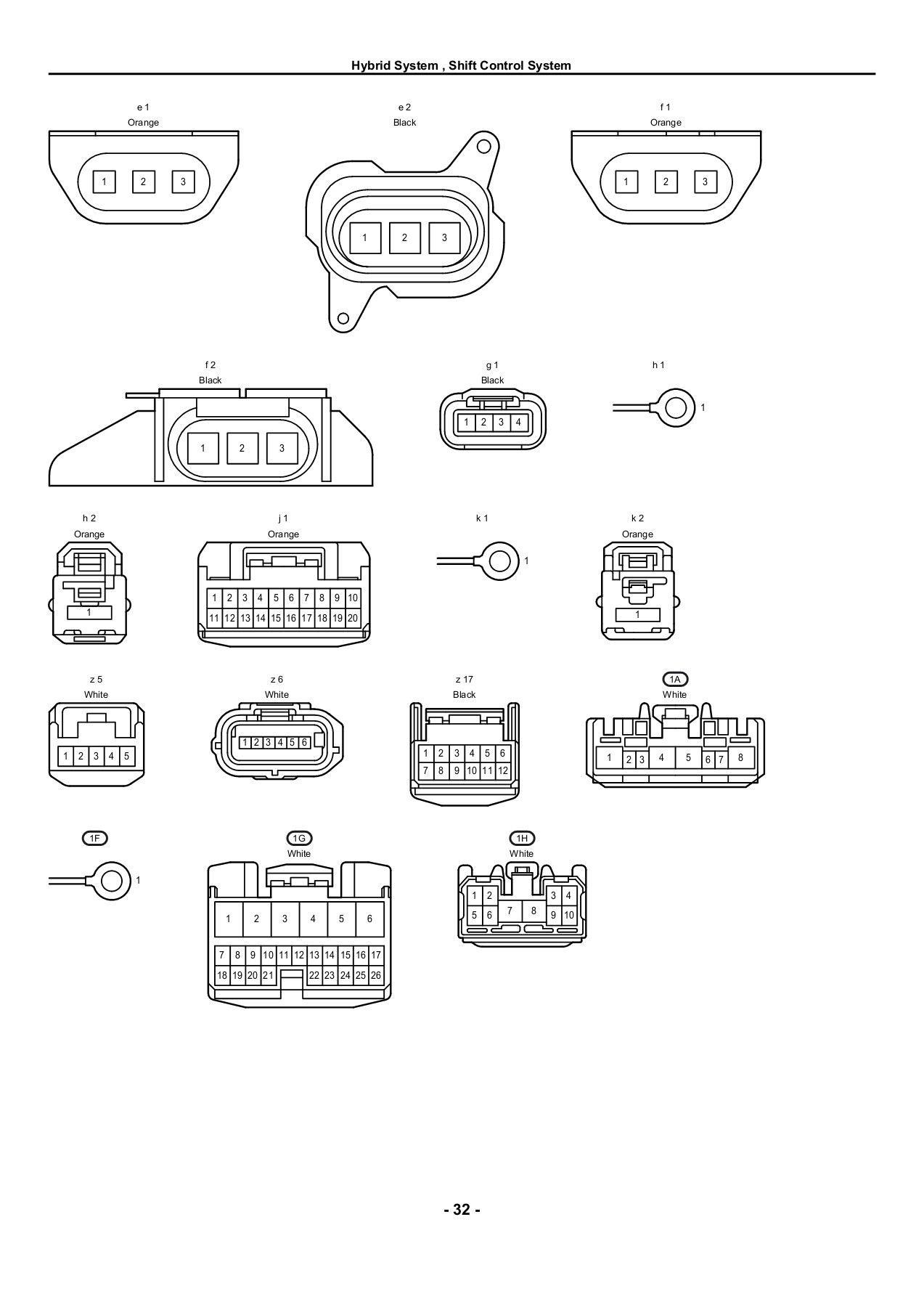 toyota prius 2010 electrical wiring diagrams pages 251 300 text version fliphtml5 [ 1273 x 1800 Pixel ]