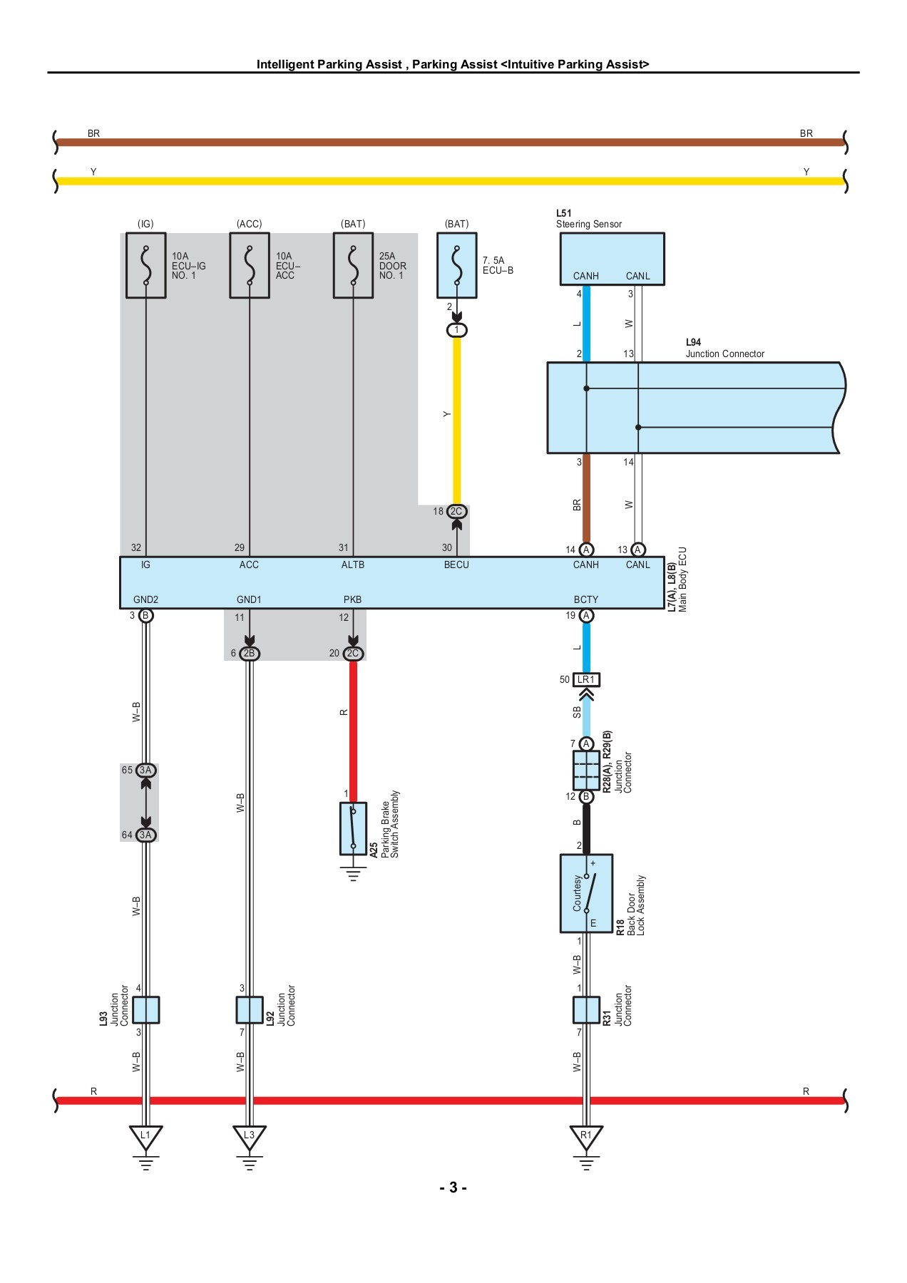 toyota prius 2010 electrical wiring diagrams pages 301 350 text version fliphtml5 [ 1272 x 1800 Pixel ]