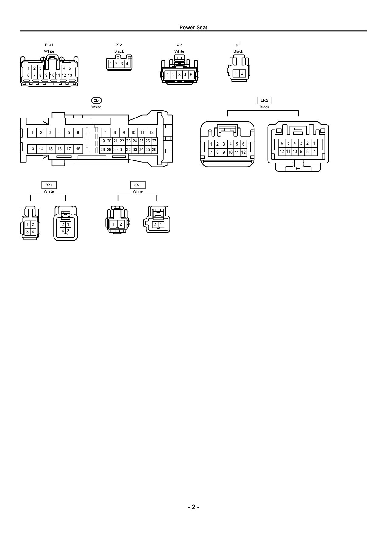 medium resolution of toyota prius 2010 electrical wiring diagrams pages 351 400 text version fliphtml5