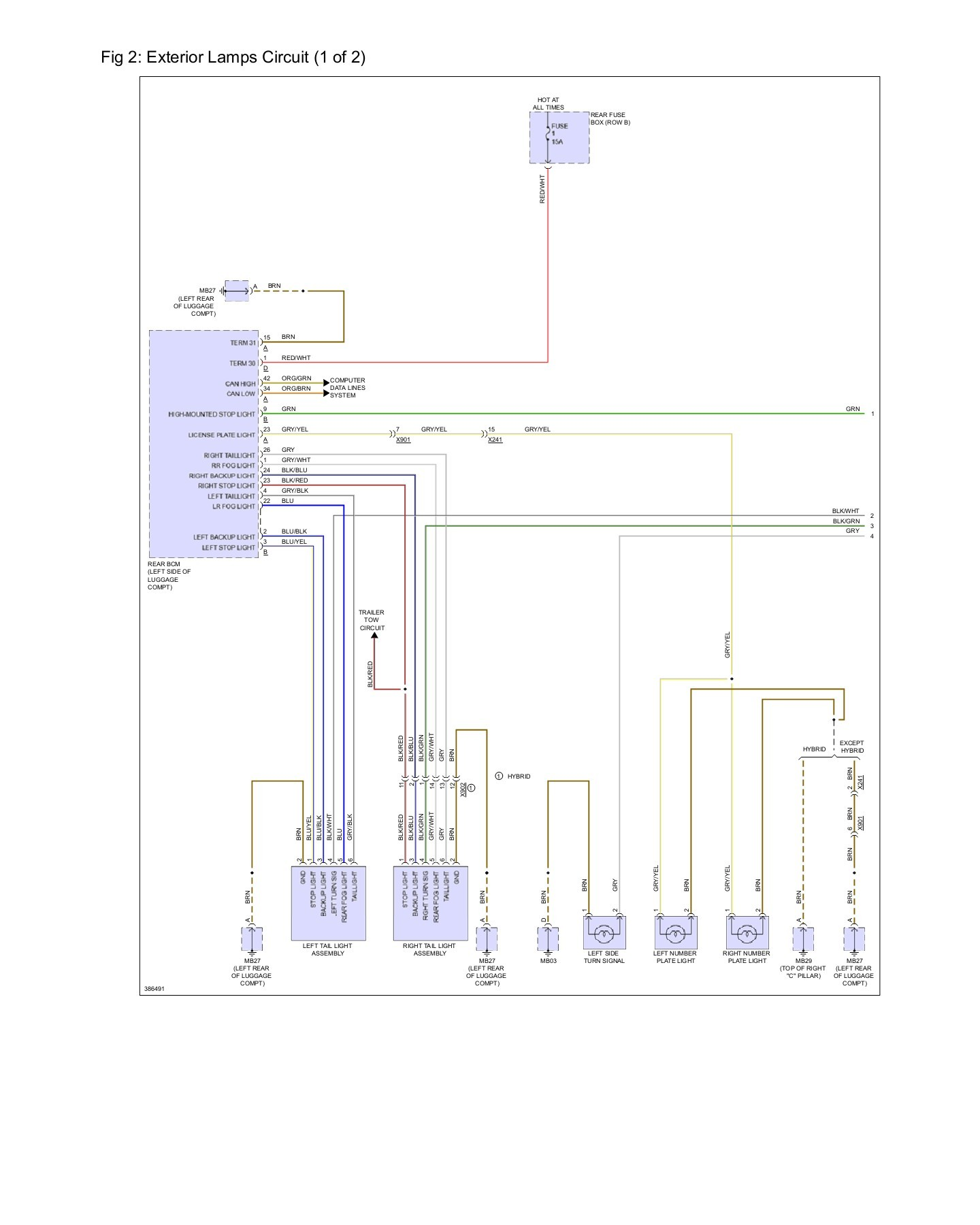 hight resolution of porsche panamera repair manual wiring diagrams