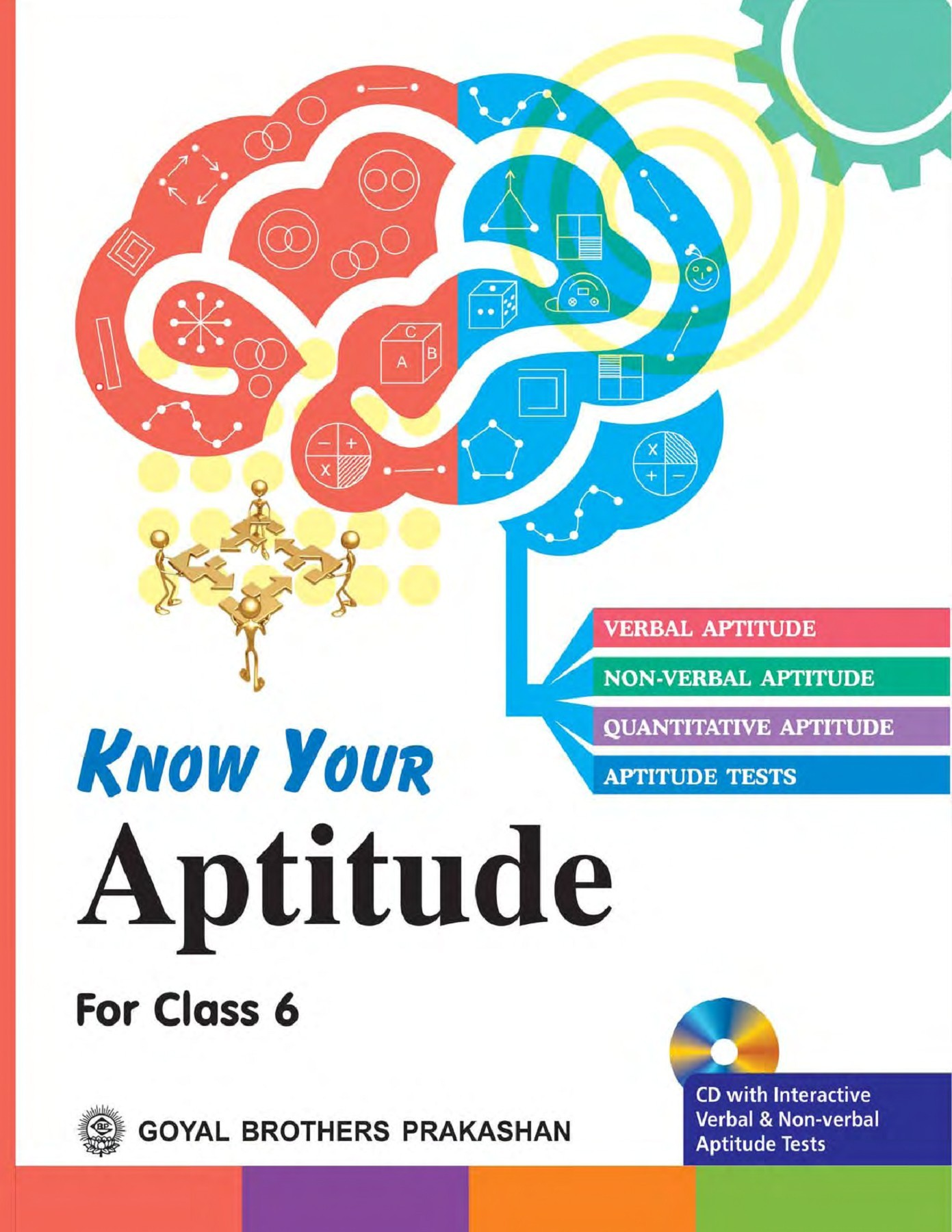 hight resolution of Know your Aptitude for class-6