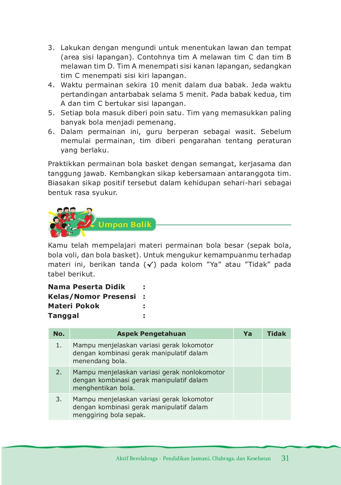 Sebutkan Variasi Menendang Bola : sebutkan, variasi, menendang, SISWA, KELAS, Pages, Download, FlipHTML5