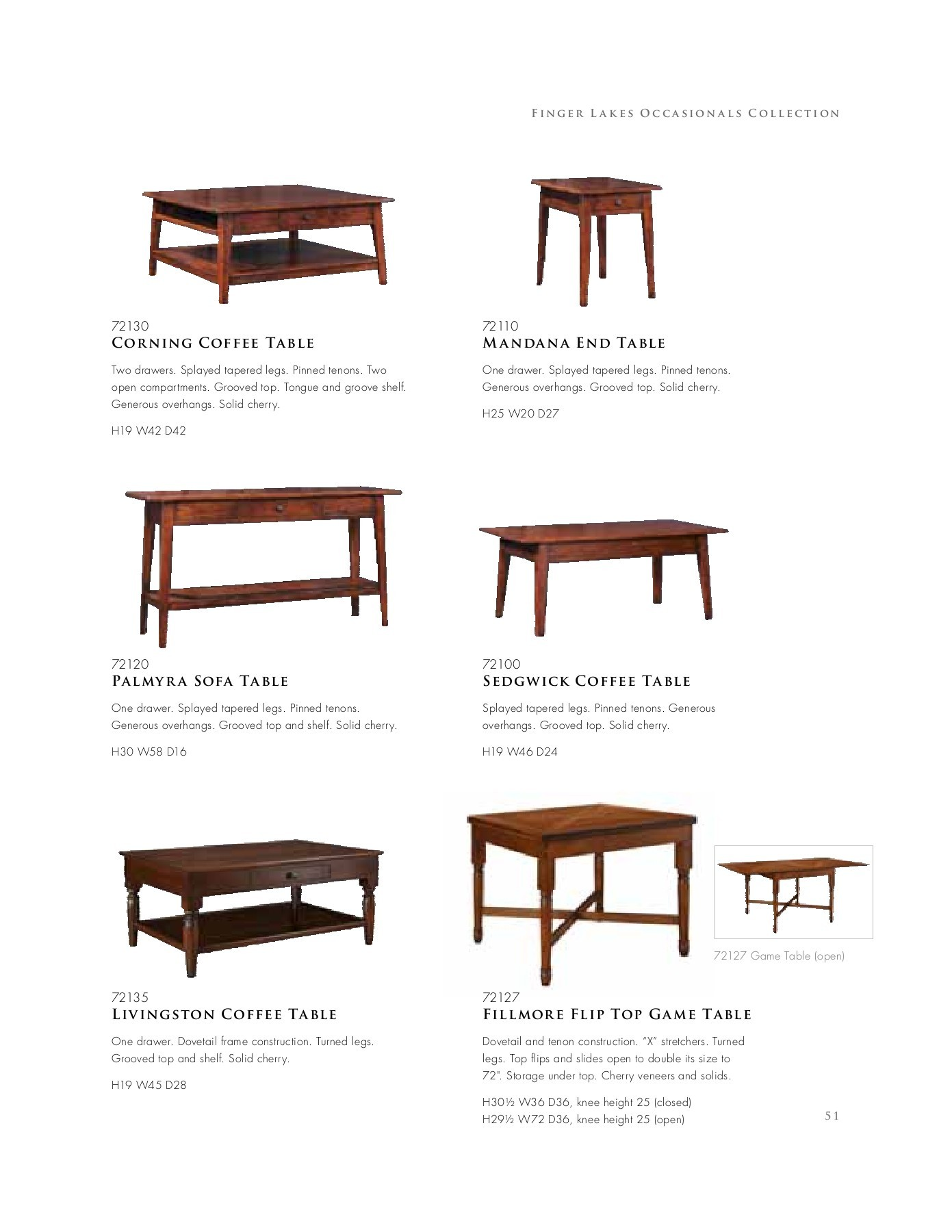 stickley sterling sofa table antique style bed classics pages 51 100 text version fliphtml5