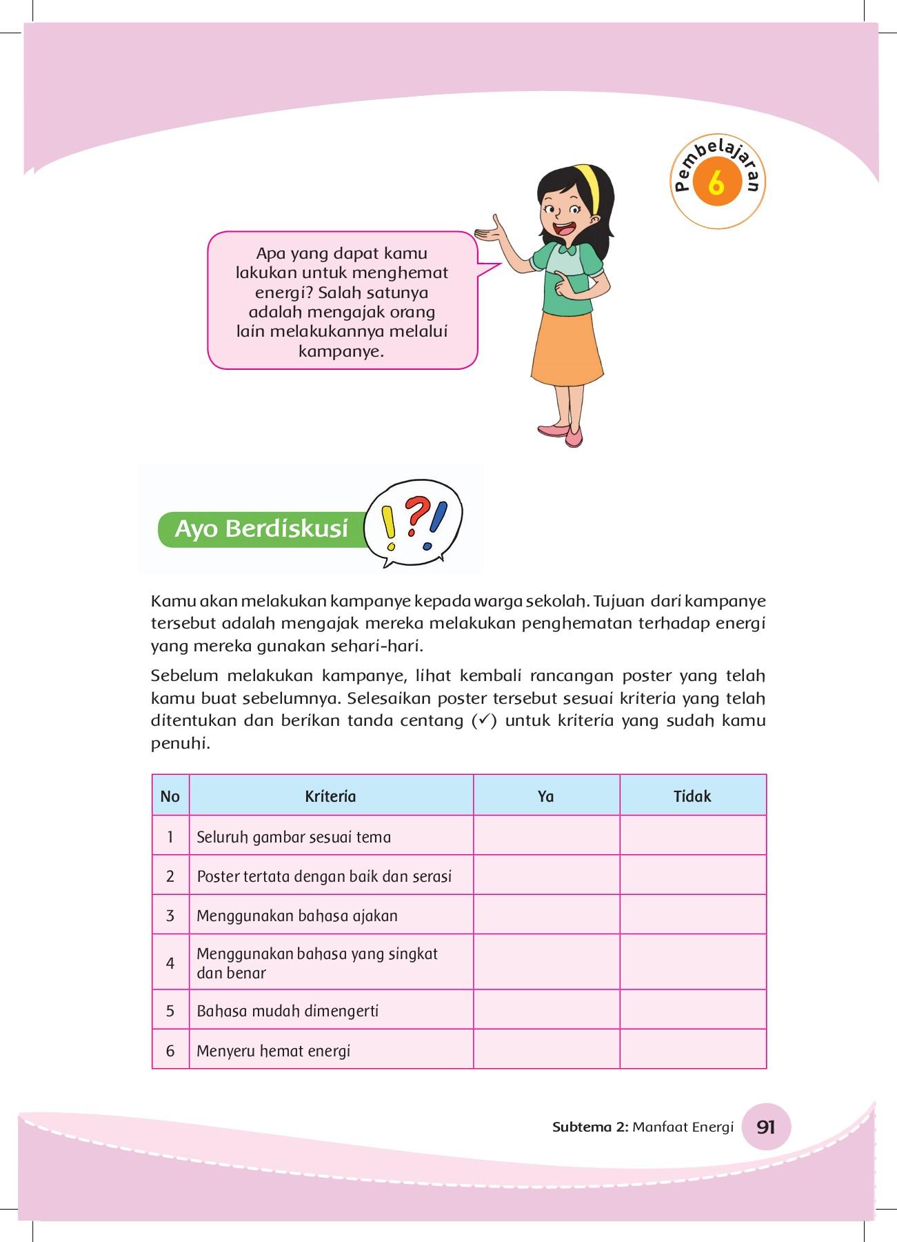 SD6 Tema 3-3 - Ayo Menjadi Penemu - Free Audiobuku Pendidikan
